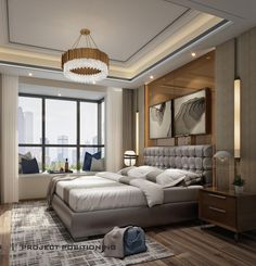 Stylish Bedroom Design Ideas Trendy Right This Year Ceiling Design Living Room, Bedroom False Ceiling Design, Luxury Bedroom Design, Bedroom Ceiling, Home Room Design, Master Bedroom Design, Luxury Interior, Home Bedroom, Bedroom Decor