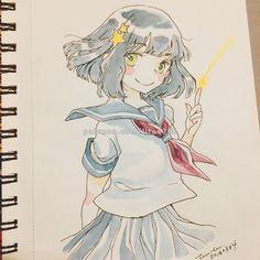 Shooting star | Tachibana Lita on Patreon