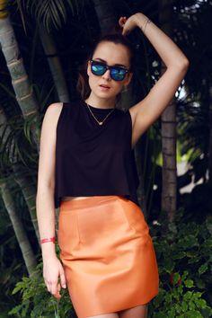 Style Scrapbook: TROPICANA
