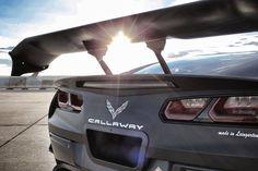 2016 Callaway Corvette C7 GT3-R