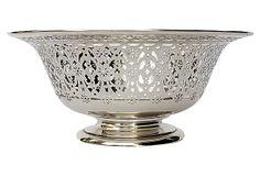 American Sterling Silver Basket on OneKingsLane.com