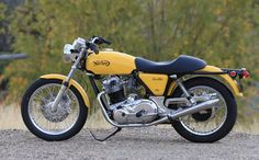 Ultimate Norton Commando Rebuild/Restoration Services from Colorado Norton Works | MotorcycleDaily.com - Motorcycle News, Editorials, Product Reviews and Bike Reviews