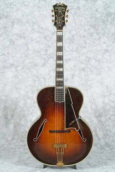 1936 D'Angelico Excel