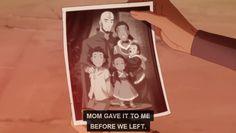 Avatar: Legend of Korra/ The Last Airbender Aang & Katara w/ Boomi, Kya, & Tenzin