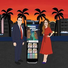 Another from the Miami International series. First was a cart design and the second a design for a greeting poster for the delegates. Beautiful Landscape Wallpaper, Beautiful Landscapes, Jw Meetings, Bedroom Decor Pictures, Public Witnessing, Jw Convention, Spiritual Pictures, Love Never Fails, Jehovah's Witnesses