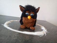 It's not surprising.  I've always suspected Furbies are demonic. If you ever had one of these start talking in the middle of the night you know what i mean.