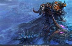Warrior Forsaken World by CynShenzi on DeviantArt