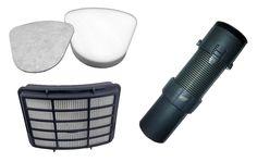 Filter/Hose Kit for Shark Navigator Lift-Away Professional Vacuums, Part Nos. XFF350, XHF350, 156FFJ