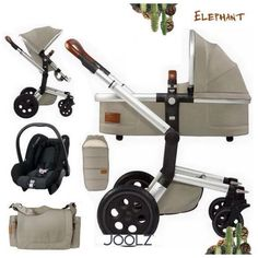 Joolz pram and accessories