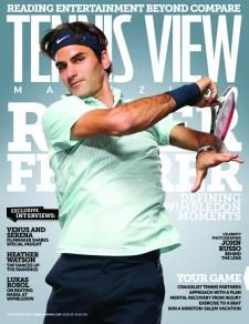 For Whom the Grass is Greenest: Roger Federer at Wimbledon