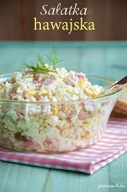 Polish Recipes, Potato Salad, Good Food, Lunch Box, Food And Drink, Healthy Recipes, Baking, Vegetables, Breakfast