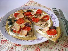 Arome si culori : Pizza Dukan