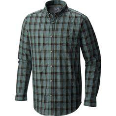 Mountain Hardwear Keller Plaid Shirt