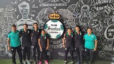 Presentan equipo femenil de Santos Laguna