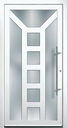 Modern Entry Doors - Modern Entry Door House Main Gates Design, Home Door Design, Wooden Main Door Design, Window Grill Design, Gate Design, Modern Entry Door, Modern Exterior Doors, Entry Doors, Aluminium Door Design