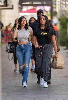 I love Kyles new thickness! Kris Jenner, Kylie Jenner Body, Kylie Jenner Outfits, Kendall And Kylie Jenner, Kourtney Kardashian, Kardashian Style, Kardashian Jenner, Casual Outfits, Cute Outfits