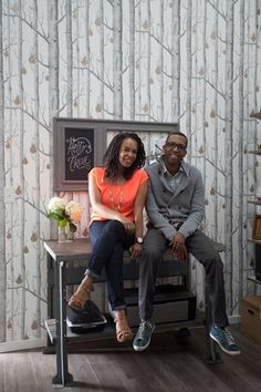 Jeanetta & Brian's Incredible Shared Space — Creative Workspace Tour