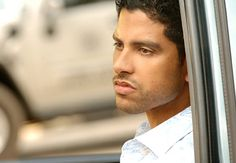 Adam Rodriguez, CSI:Miami....he will always be Eric Delco to me! :)