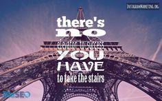 #followme @martinhosner #thereisnospoon #thereisnoelevatortosuccess #therearenoshortcuts #noshortcut #eiffeltower #paris #motivationalfriday #motivationalsaturdays #motivationalweekend #donttakeshortcuts #bluseo #frenchlandscape #landmarks #europeanlandmarks #capitalcity