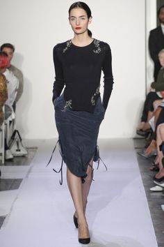 Altuzarra Spring 2014 RTW - Review - Fashion Week - Runway, Fashion Shows and Collections - Vogue