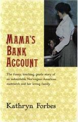 homemissionfield: Mama's Bank Account