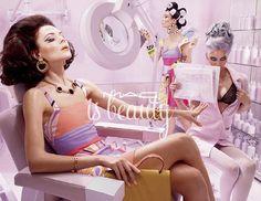 Il brand cosmetico canadese Mac presenta per la primavera 2015 la linea make up Is Beautycaratterizzata da tinte pastello, tonalità più delicate e tinte più vibranti, con un focus speciale sugli o...