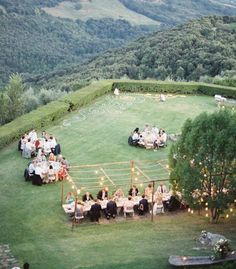 Here's Why A High-Flying Drone Is Exactly What You Need At Your Wedding - Show off wedding venue