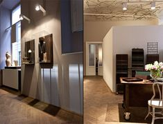 01e5ef653eed Daniela De Marchi jewelry Paolo Cesaretti Milan Jewellery Shop Design