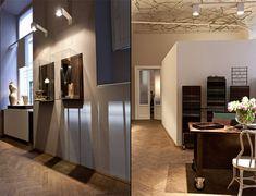 Daniela De Marchi jewelry by Paolo Cesaretti & Daniela De Marchi, Milan store design