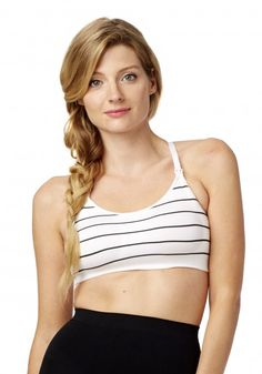 2f6b7bf675 front Maternity Sports Bras