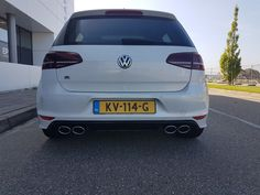 Golf 7 R-Line with R Exhaust Custom