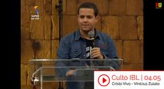 Confira o culto de Vinicius Zulato, do Cristo Vivo, na Igreja Batista da Lagoinha em Belo Horizonte/MG, no dia 04/05: http://itbmusic.com.br/site/noticias-itb/culto-ibl-0405/?utm_campaign=videos-cristo-vivo&utm_medium=post-07mai&utm_source=pinterest&utm_content=culto-ibl-04mai-blogitb