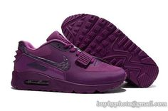 competitive price eebaa 53624 Nike Air Max 90 Yeezy Sneakers Running Shoes Purple only US 75.00 - follow  me