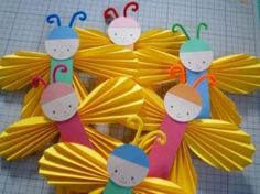 Arts and Crafts | angel coloring page – angel crafts for kids – angel ornament craft ...