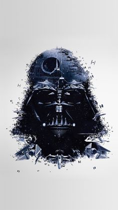 Darth Vader. Tap to check out this Awesome Star Wars iPhone Wallpapers Collection! Movies, Dark Lord - @mobile9