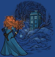 princesas-disney-doctor-who-9