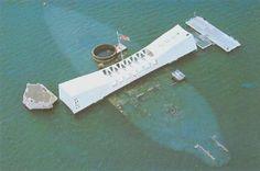 Hawaii; Pearl Harbor; USS Arizona Memorial