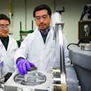 """Researchers have demonstrated how to create a super-strong aluminum alloy that rivals the strength of stainless steel, an advance with potential industrial applications. """"Most lightweight aluminum alloys are soft and have inherently low mechanical strength, which hinders more widespread industrial application,"""" said Xinghang Zhang, a professor in Purdue University's School of Materials Engineering. """"However, high-strength, lightweight aluminum alloys with strength comparable to stainless…"""