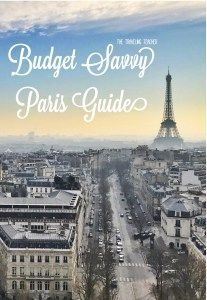 Headed to Paris on a budget? Here are some tips and tricks for saving on your trip to Paris!
