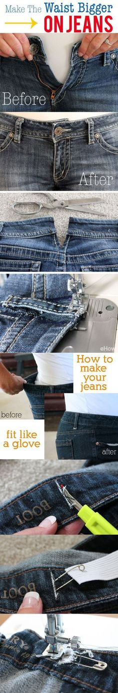 secondstreet.ru Sewing Projects, Jeans, Clothes, Change, Stitch, Crafts, Diy, Fashion, Outfits
