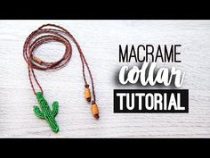 Macrame Tita channel, where you can find the most clearly macrame project tutorial . I'll show you how I make macrame bracelet, macrame key chain, macrame ne. Collar Macrame, Macrame Colar, Macrame Necklace, Macrame Knots, Macrame Jewelry, Macrame Bracelets, Diy Necklace, Diy Jewelry, Fashion Jewelry