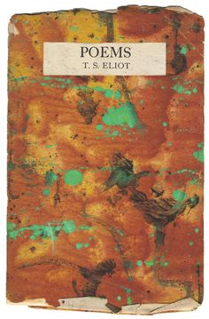 First edition T.S. Eliot