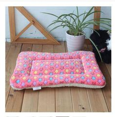 WUandGD Pet Kennel/ Mat /For Litter Of Medium And Large Dog Bed,6,97*68Cm,F005
