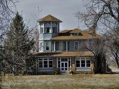 Mansion - Old House