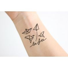 This and more nice fake tattoos: Navucko