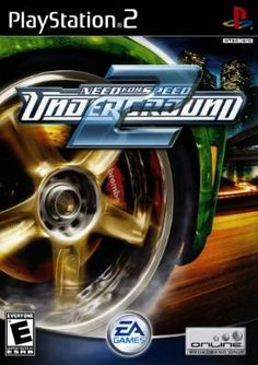 NEED FOR SPEED UNDERGROUND 2 – PLAYSTATION 2 $9.95 --> https://pyroflame.com/collections/rare-games/products/need-for-speed-underground-2-playstation-2 #ecommerce #gaming #retrogaming #gamer #retro #gamersunite