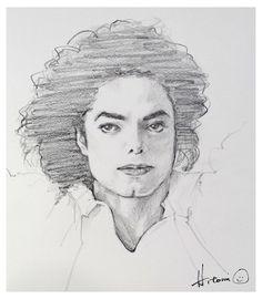 Michael Jackson by HitomiOsanai
