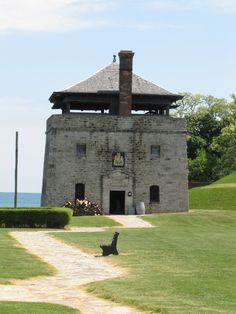 NY Fort Niagara