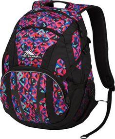 High Sierra Composite Backpack Kaleidoscope/Black - via eBags.com!