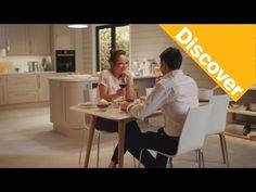 B&Q kitchen advert 2015 - Jump in - YouTube